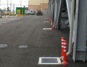 神戸ショッピングセンター設置例1